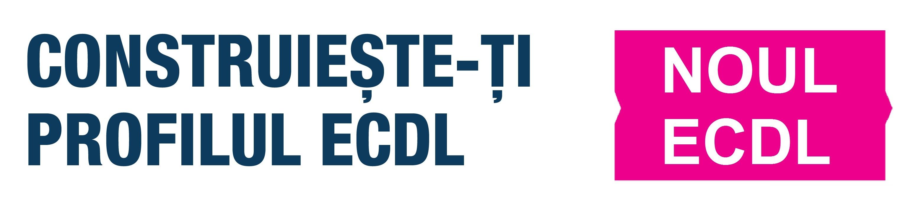 inscrieri ECDL