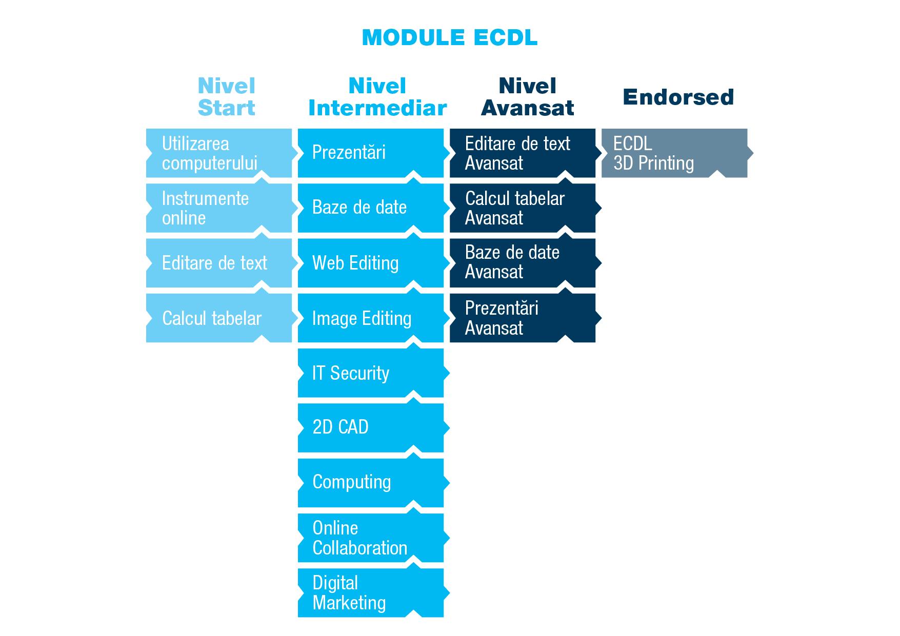 MODULE ECDL